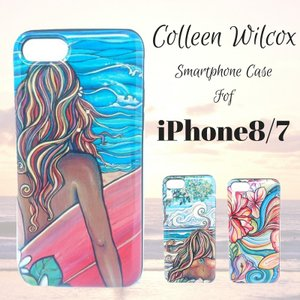 iPhone8 7 スマホケース おしゃれ かわいい ハワイアン プレゼント|stylemartnet