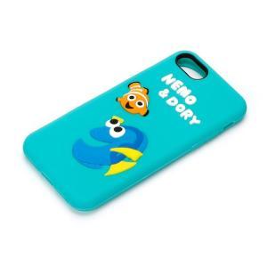 iPhone8 iPhone7 ケース ニモ&ドリー プレゼント 人気 iPhone ケース シリコン|stylemartnet