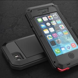 iPhoneSE 5 5s 超耐衝撃 超頑丈 防滴 ゴリラガラス 防塵 カバー ケース|stylemartnet