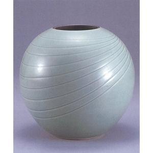 九谷焼 8号花瓶 流水紋|stylence