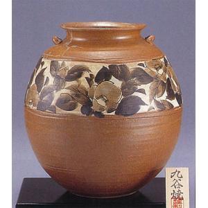 九谷焼 【送料無料】  10号花瓶 帯椿|stylence