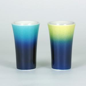 ペアフリーカップ 釉彩 stylence