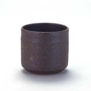 九谷焼 ロックグラス 焼〆|stylence