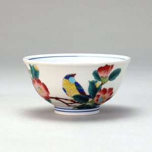 飯碗 椿に鳥|stylence