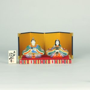 3号雛人形 絞り盛梅|stylence