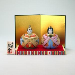 3号玉雛人形 桜盛|stylence