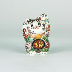 4号両手招猫 花詰|stylence