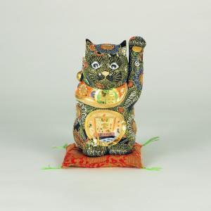 6号招猫(布団付) 黒盛宝船|stylence