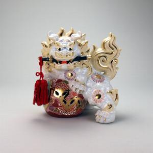8号剣獅子 白盛|stylence