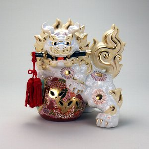 10号剣獅子 白盛|stylence