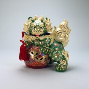 8号剣獅子 緑彩|stylence