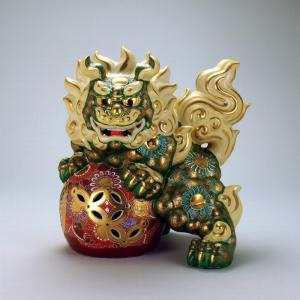 10号立獅子 緑彩|stylence
