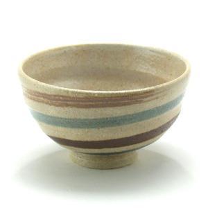 九谷焼 ご飯がくっつきにくい魔法の飯碗 手波丸型 うず文|stylence