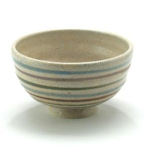 九谷焼 ご飯がくっつきにくい魔法の飯碗 手波丸型 こま|stylence
