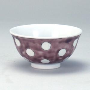 飯碗 紫地水玉|stylence