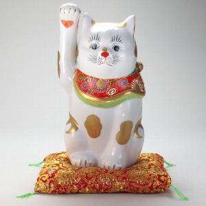 8号招猫(布団付) 金ブチ|stylence