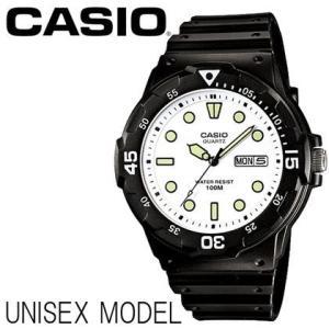 腕時計 メンズ レディース 送料無料 1年保証 CASIO カシオ 100m 防水 カレンダー 機能付き 腕時計 BOX 保証書付き|styleon