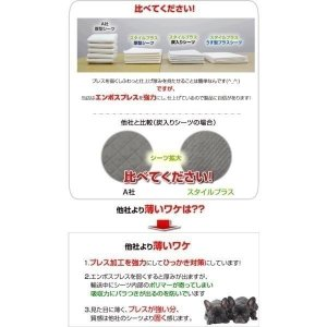 厚型炭入り ペットシーツ スーパーワイド(ダブルワイド ) 100枚(25枚×4個入) ペットシート トイレシート  styleplus 03