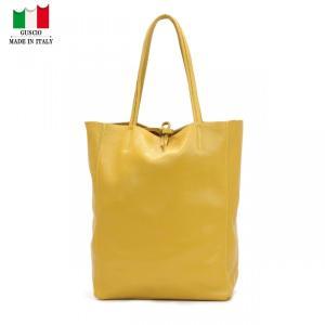 GUSCIO グッシオ 77-0134 一枚革トートバッグ|stylewebdirect