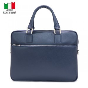 GUSCIO グッシオ 77-0137 ビジネス・ブリーフケース ショルダー付き|stylewebdirect