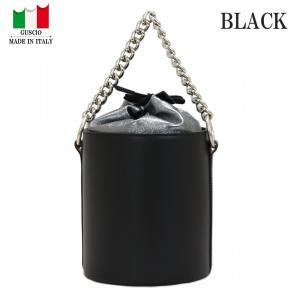GUSCIO グッシオ 77-0153 ハンドバッグ バケツ型 イタリア製|stylewebdirect