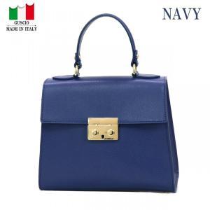 GUSCIO グッシオ 77-0156 2WAYハンドバッグ イタリア製|stylewebdirect