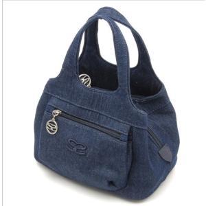 SAVOY サボイ デニム地のハンドバッグ SM070803|stylewebdirect