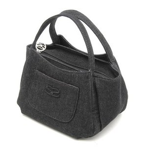 SAVOY サボイ SM070901 デニム地のハンドバッグ|stylewebdirect