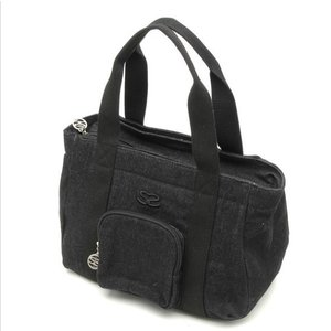 SAVOY サボイ デニム地のハンドバッグ SM071601|stylewebdirect