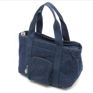 SAVOY サボイ デニム地のハンドバッグ SM071603|stylewebdirect