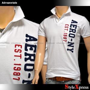 エアロポステール Aeropostale ポロシャツ メンズ...