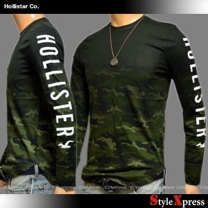 ホリスター Hollister ロンT メンズ...