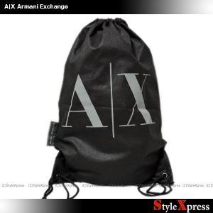 アルマーニエクスチェンジ Armani Exchange ナップザック リュック バックパック バッグ|stylexpress