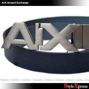 アルマーニエクスチェンジ Armani Exchange ベルト リバーシブル|stylexpress