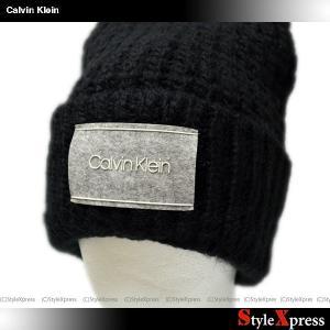 カルバンクライン Calvin Klein ニット帽 ニットキャップ メンズ|stylexpress