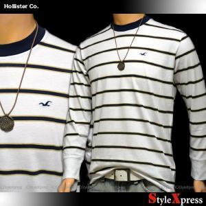 ホリスター Hollister ロンT メンズ|stylexpress