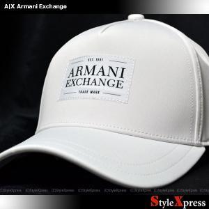 アルマーニエクスチェンジ Armani Exchange キャップ メンズ|stylexpress