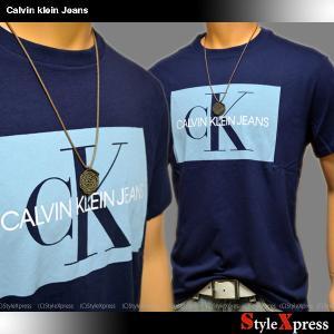 カルバンクラインジーンズ Calvin Klein Jeans Tシャツ メンズ|stylexpress
