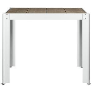 クッキンガーデン T8080 長方形テーブル(2人用)(メーカー直送)(代引不可)|styling-resort
