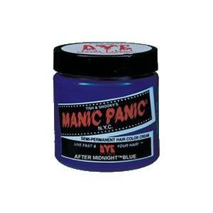 マニックパニック(MANIC PANIC) ヘアカラー アフターミッドナイト 118ml|styling-resort