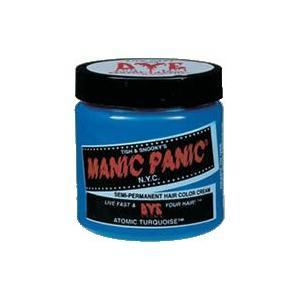 マニックパニック(MANIC PANIC) ヘアカラー アトミックターコイズ 118ml|styling-resort