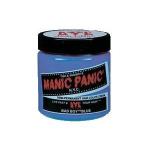 マニックパニック(MANIC PANIC) ヘアカラー バッドボーイブルー 118ml|styling-resort