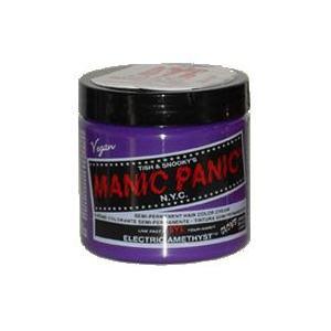 マニックパニック(MANIC PANIC) ヘアカラー エレクトリックアメジスト 118ml|styling-resort
