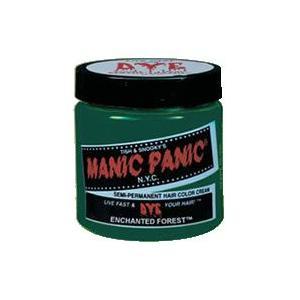 マニックパニック(MANIC PANIC) ヘアカラー エンチャンティッドフォレスト 118ml|styling-resort