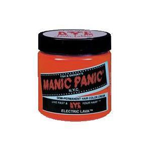 マニックパニック(MANIC PANIC) ヘアカラー エレクトリックラバ 118ml|styling-resort