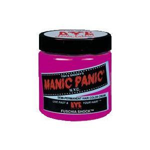 マニックパニック(MANIC PANIC) ヘアカラー フューシャショック 118ml|styling-resort