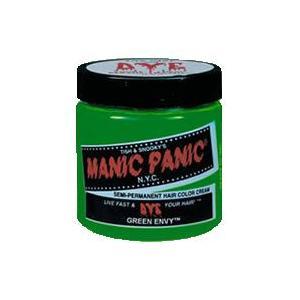 マニックパニック(MANIC PANIC) ヘアカラー グリーンエンヴィ 118ml|styling-resort