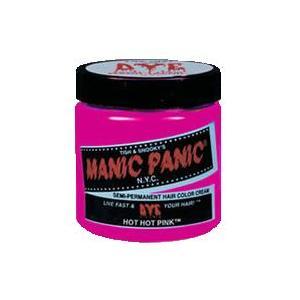 マニックパニック(MANIC PANIC) ヘアカラー ホットホットピンク 118ml|styling-resort