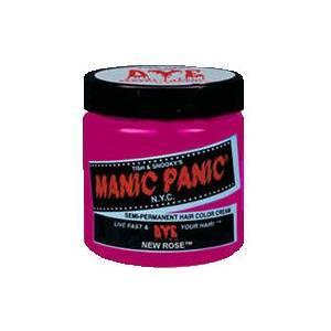 マニックパニック(MANIC PANIC) ヘアカラー ニューローズ 118ml|styling-resort