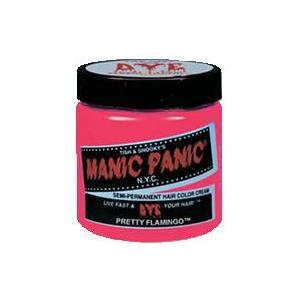 マニックパニック(MANIC PANIC) ヘアカラー プリティーフラミンゴ 118ml|styling-resort